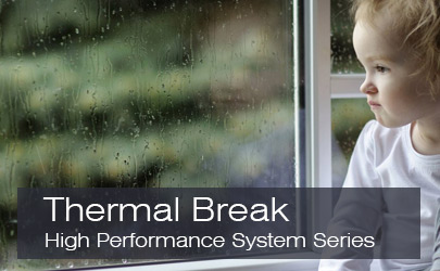 Clima Aluminium Thermal Break System Series